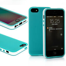 Perfect Stylish Soft Rubber Matte TPU Gel Case Cover For Apple iPhone 5 & 5S