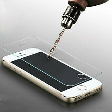 Premium Real Tempered Glass Screen Protector Film Guard For iphone4 4S 5 5C 5S