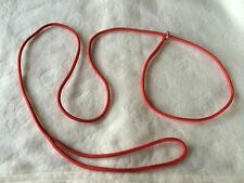 DOG LEAD - PARA CORD CHOKER STYLE - 4 mm  - suit show/pet dog - 28 GREAT COLOURS