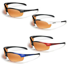 Maxx SEMPRE HD Black Red Blue White GOLF Sunglasses