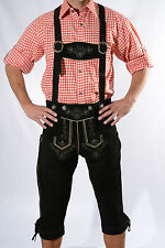 Authentic German Bavarian Oktoberfest Bundhosen Lederhosen Costume #BLF