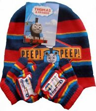 THOMAS THE TANK ENGINE:STRIPEY WINTER SET,6M-3YR APPROX,NEW WITH TAGS