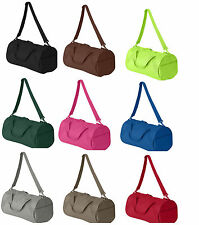 Liberty Bags Recycled Small Duffle Gym Bag 8805 NEW Multi Colors!