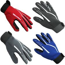 Mens Full Finger Gloves Exercise Fitness Gym & Workout Gloves Yoga Gloves