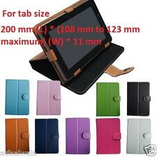7'' inch Tablet Dell Venue 7 PU leather Case Cover tablet android table talk