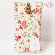 Deluxe Padded Phone Case - iPhone 6 / 6 Plus Made in Cath Kidston Fabric Bramley