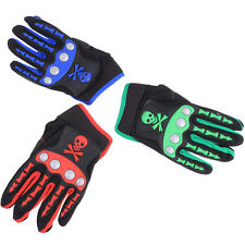 Outdoor Sports Bike Cycling Motorcycle Riding Racing Parkour Full Finger Gloves