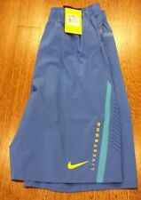 New Nike Livestrong Hypervent Woven Fly Shorts 523608