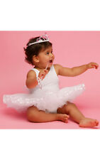 SALE SECONDS QUALITY FRILLY LILY WHITE  FAIRY TUTU USUALLY £26 NOW £6