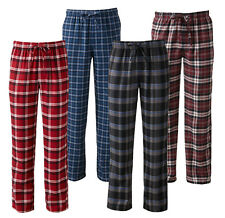 New Croft&Barrow Men Plaid Flannel Lounge/Pajama PJ Pants Big&Tall 4XB MSRP $30