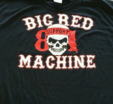 HELLS ANGELS NEW SUPPORT T-SHIRT BIG RED MACHINE