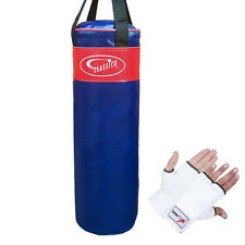 TurnerMAX Punch Bag Kick Boxing Punching Training Exercise Gym Fitness Muay Thai