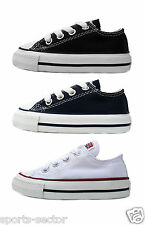 Converse CT Chuck Taylor All Star Ox Lo Infants Trainers Size 3-10