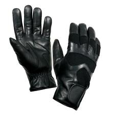 Mens Winter Gloves - Leather Cold Weather Shooting, Black by Rothco