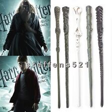 1Pc  NEW Harry Potter Hogwarts Magic HERMIONE Lord Voldemort Wand Best For Gift