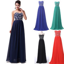 2015 Celebrity Women LONG Prom Formal Ball Gown Party Evening Bridesmaid Dresses