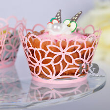 Wholesales Cake Baking Paper Cup Cupcake Muffin Case Stand Home Wedding Party