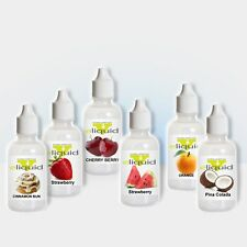 Flavored eLiquid  e-Liquid e-Juice 0% nicotine e Liquid Vapor ejuice wholesale