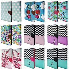 Soft Leather Wallet Smart Stand Wake Sleep Case Cover iPad 2 3 4 Air Mini 1 2 3