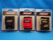 Dickies Guitar Pick Pocket Holder / Pouch Attaches to Strap or Belt Pick Color