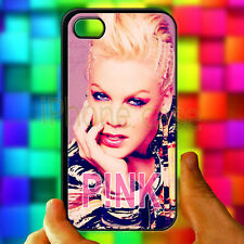 P!nk pink singer quotes tattoo black iphone 4 4s 5 5s 5C 6 6+ case cover