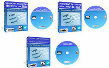Windows Log In Password Reset Removal Recovery Tool CD For Windows XP VISTA 7