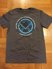 Agents of SHIELD Welcome 2 lvl 7 Marvel SDCC tshirt 2014 S 2 XL 3xl S.H.I.E.L.D