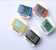 Pedometer with LCD screen - Walking Step Distance Calorie Calculation Counter