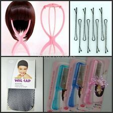 Wig Accessories Optional Wig Stand,Wig Cap,Hair Pin,Comb Optional Buy GBW
