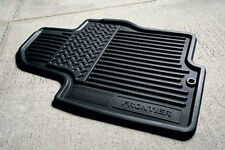 2012- current Frontier King Cab or Crew Cab OEM Nissan All- Season Floor Mats