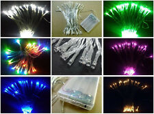 40-LED 13 Feet Battery-Operated Christmas Wedding Fairy String Light Lamp
