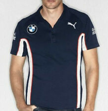 BMW Men's Motorsport DTM Team Polo Shirt by PUMA