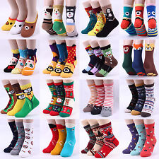 choice 5 + 1free / 10 + 2free !! Bestseller SOCKS women boy girl funny socks us