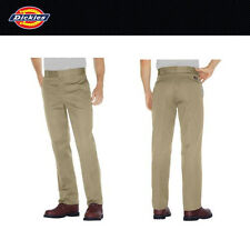 Dickies 874 WORK PANTS Men Original Fit Classic Multi Colors Work Uniform BLACK