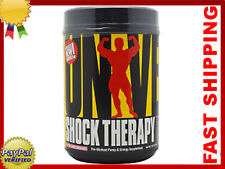 Universal Shock Therapy 200g ALL FLAVORUS, All-In-One Pre-Workout FREE SHIPPING