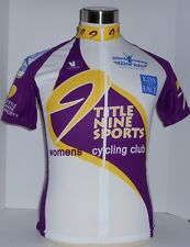 Vermarc TVX Cycle Jersey - Men's Medium - 'Title Nine Sports / Kiss My Face""