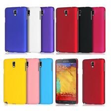 For Samsung Galaxy Note3 Neo N750 Snap On Rubberized hard case Cover
