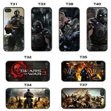 Gears Of War Case Cover for Mobile Phone iPod and iPad Etc