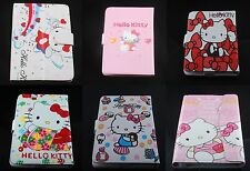 "New HelloKitty PU Leather Case+Stylus For 7"" D2 Pad Android 4.0 Tablet PC"