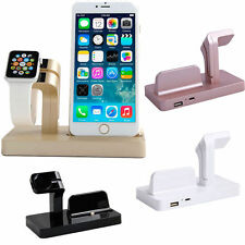 Cradle Charging Sync Dock Charger Station Docking For iPhone 6s & iPhone 6 Plus