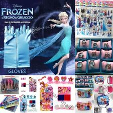 FREE HOT New XMAS Gift Elsa Anna Frozen Girls Toy Watch Figures Stamper Set Bags