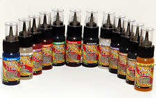 Glass Stain Glass Paint 1 oz Jar Transparent Colors ~ PICK YOUR COLOR