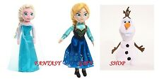 "Disney Frozen Elsa, Anna or Olaf Plush Talking Doll - Your Choice - 10"" inches"