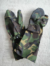 British Army DPM Goretex Mittens Gloves Outer Extreme Cold Weather Camo MVP