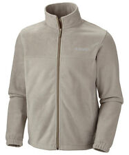 Mens Columbia Steens Mountain Full Zip 2.0 Tusk