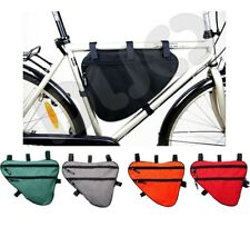 Bicycle Bike Cycle Frame Bag Case Pannier Pouch Various Sizes NIB MADE IN EU TR