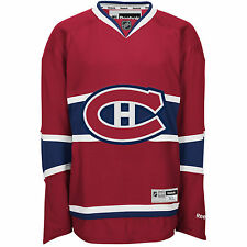 Montreal Canadiens Reebok Premier Officially Licensed NHL Jersey,