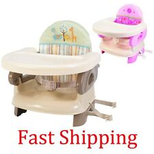 Summer Infant Deluxe Comfort Booster,Baby Feeding Seat, High Chair. NEW
