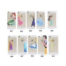 Cartoon Fairy Tale Character Model Phone hard Cover Case Skin For apple iphone