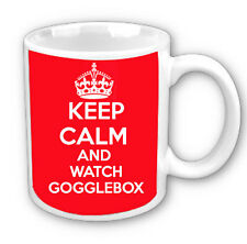 Keep Calm and watch gogglebox mug